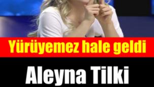 Aleyna Tilki hastanelik oldu!