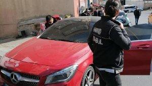 Kağıthane'de uyuşturucu denetimlerinde 12 kişi gözaltına alındı