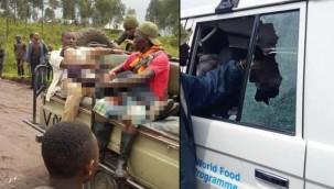 Son Dakika! BM konvoyuna yönelik saldırıda İtalya'nın Demokratik Kongo Cumhuriyeti büyükelçisi dahil 2 kişi öldü