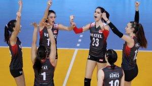 Türkiye - Kuzey Makedonya: 3-0