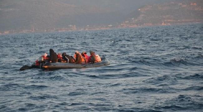 Yunanistan'ın ölüme terk ettiği göçmenleri Türk Sahil Güvenlik ekipleri kurtardı