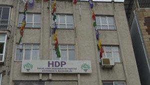 Adıyaman'da 4 HDP'liye terör propagandasından gözaltı