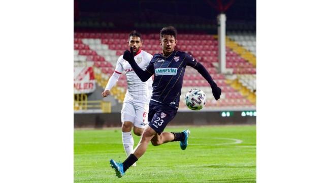 Beypiliç Boluspor - Yılport Samsunspor: 0-2