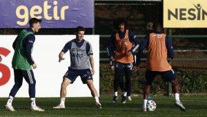 Fenerbahçe, Aytemiz Alanyaspor hazırlıklarına başladı