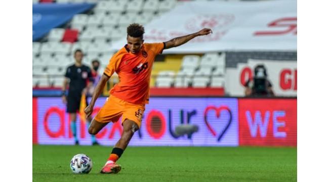Fraport TAV Antalyaspor - Galatasaray: 0-1