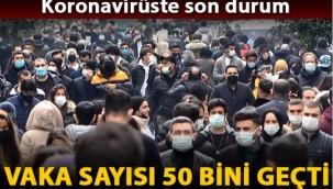 Rekor sayı açıklandı....Koronavirüs salgınında can kaybı