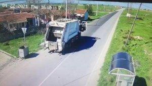 Tekirdağ'ın AK Parti'li Kapaklı ile CHP'li Saray belediyeleri arasında 'çöp konteyneri' krizi