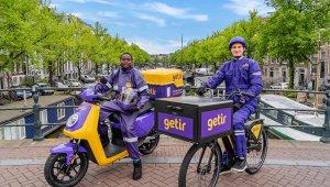 Getir Amsterdam'da hizmete başladı