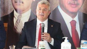 AK Parti'li Akbaşoğlu: MKEK'te hantal yapıyı, bürokratik yavaşlıkları aşalım