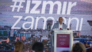 Şehir rehberi Visitİzmir uygulaması İstanbul'da tanıtıldı