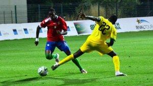 Uluslararası Rival Futbol Turnuvası'nda Gambiya, Togo'yu 1-0 yendi