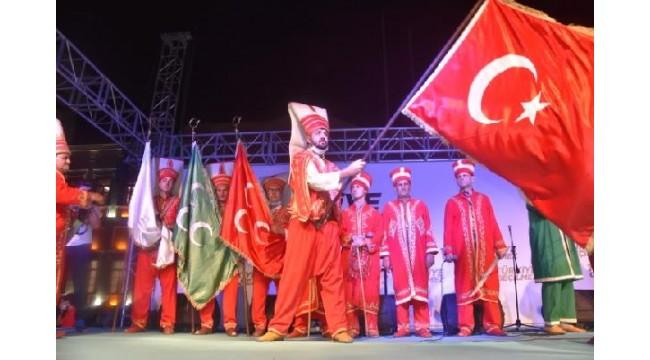 15 Temmuz Demokrasi ve Milli Birlik Günü Konak Meydan'da kutlandı