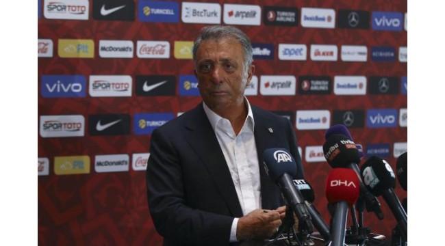 Ahmet Nur Çebi: Transfer bitmeden konuşmak doğru olmaz