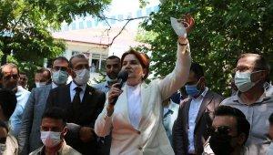 Akşener: Cumhurbaşkanlığı adaylığı elbette Kılıçdaroğlu'nun hakkıdır