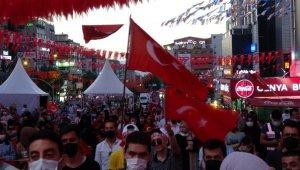 Bursa'da 15 Temmuz'u anma etkinliği düzenlendi