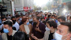 Erciş'te şehit ağabeyinden Akşener'e '15 Temmuz öncesi başbakan olacağım' sorusu