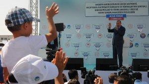 Erdoğan: Kim bu fabrikanın yabancılara satıldığını iddia ediyorsa bilin ki yalan