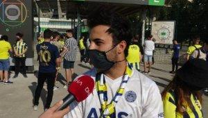 Fenerbahçeli taraftarlar umutlu