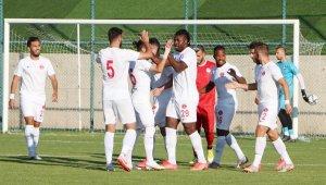 Fraport TAV Antalyaspor - Ümraniyespor:1-1