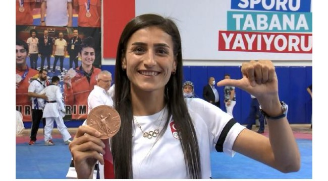 Hatice Kübra İlgün: 2024 Paris Olimpiyatları'nda altın alacağım