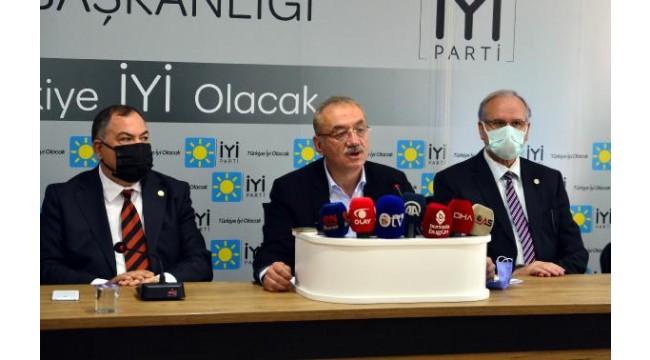 İYİ Partili Tatlıoğlu: Avrupa'yı koruma rolünü üstlenmek doğru değil