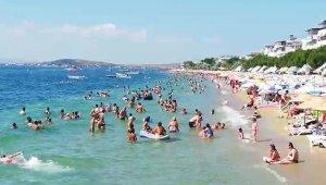 Kurban Bayramı tatilinde Marmara'daki adaların nüfusu 15 kat arttı