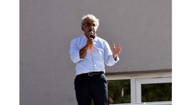 Sancar: HDP'siz yürümenin mümkün olmadığını görenler sonradan pişman olursa hesabını halka verirler