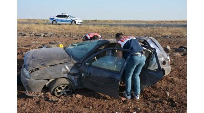 Siverek'te kaza; dede ve torunu öldü, 3 kişi yaralandı