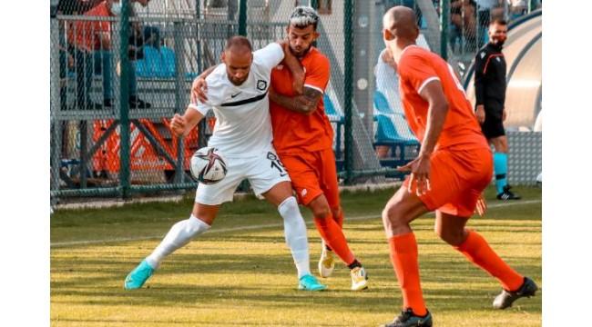 Altay, Antalyaspor'u tek golle mağlup etti