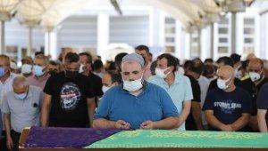 Ankara'daki kazada ölen Canan, toprağa verildi
