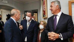 Cumhurbaşkanı Erdoğan, Osmanlı Eski Sefaretini ziyaret etti