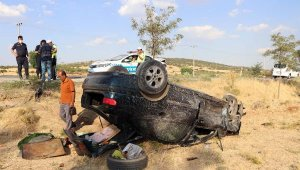 Gaziantep'te zincirleme kaza: 6 yaralı