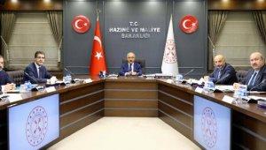 Bakan Elvan: Finansal İstikrar Komitemizi topladık