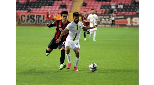 Eskişehirspor - Şanlıurfaspor: 0-0