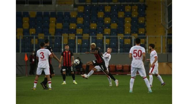 Gençlerbirliği - Beypiliç Boluspor: 1-0