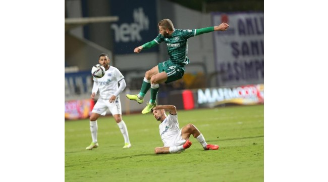 Kasımpaşa - İttifak Holding Konyaspor: 2-2