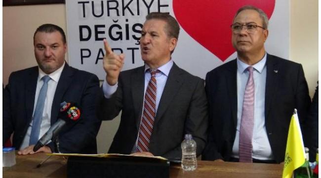 Sarıgül: Türkiye'de ilk defa parti genel başkanını kayıtlı üyeler seçecek