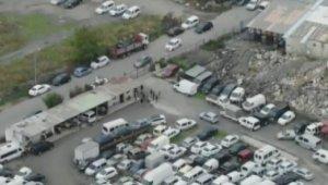Kartal'da araç ihalelerine fesat karıştıran çeteye operasyon