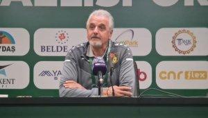 Kocaelispor - İstanbulspor maçının ardından