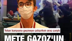 Mete Gazoz'un Acı Günü
