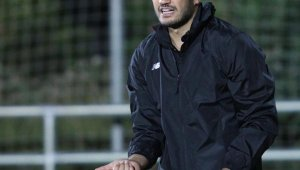 Nuri Şahin, Antalyaspor'da ilk antrenmanına çıktı